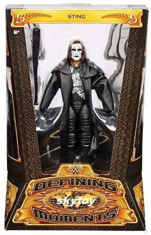 WWE Defining Moments Sting