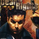 dead to rights xbox game