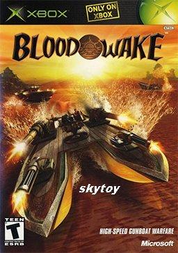 blood wake xbox game