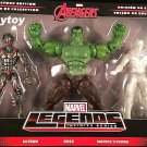 Marvel Legends exclusive Ultron Hulk and Vision misb