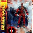 marvel select deadpool mosc