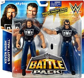 NWO Kevin Nash and Scott Hall mosc