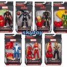 Marvel Legends Hulkbuster 7 misb Figures Complete Set + comicbook