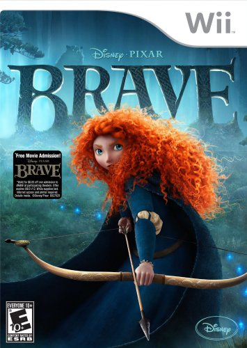 brave wii game