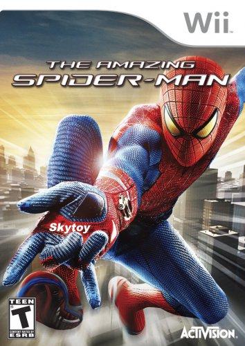amazing spiderman wii