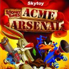 looney toons acme arsenal wii game