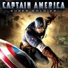 Captain America Super Soldier wii