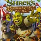 shrek carnival craze wii