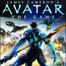 Avatar james Cameron movie wii game