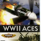 WWII ACES  (World War 2 Aces) wii