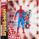 Marvel Select Spiderman special edition figure and roleplay facemask