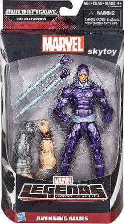 Machine Man Marvel Legends