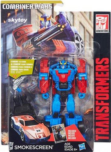 Smokescreen Transformers Combiners