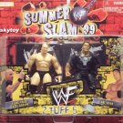Stonecold Steve Austin and the Rock summerslam 1999