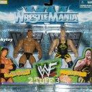 The Rock and Owen Hart wrestlemania xv