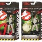 """Original Ghostbusters Egon Spengler Ray Stantz Peter Venkman  Winston Zeddmore 6"""" inch figures"""