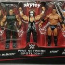 wwe network spotlight sting ultimate warrior the rock stonecold steve austin and vince mcmahon