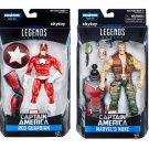 Marvel Legends Captain America civil war Giant Man set of 6 figures
