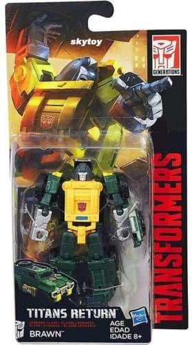transformers titans return Brawn legends class