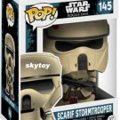 Funko - POP! Star Wars Rogue One: Scarif Stormtrooper