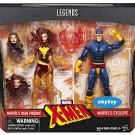 Marvel Legends Dark Phoenix and Cyclops