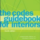 The Codes Guidebook for Interiors by Sharon Koomen Harmon and Katherine E. Kennon