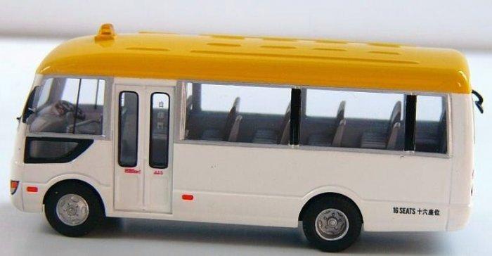 Hong Kong Police Transportation van