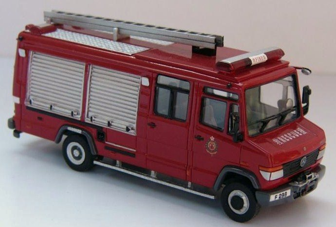 Hong Kong Fire Light Rescue Unit