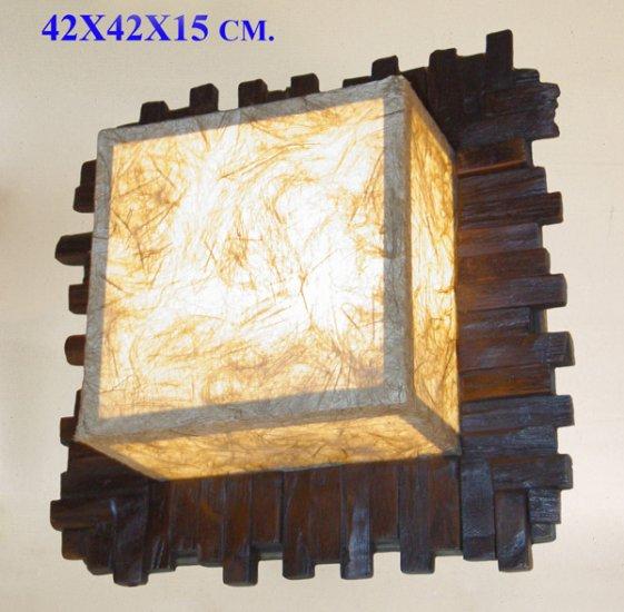 Wall Lamp with Tatami Fiber Shade #WSL06