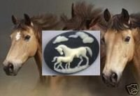 Mare & Foal broach
