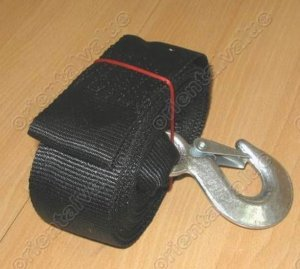 """Boat Trailer Winch Hand REPLACEMENT 2""""x20' STRAP FREE SHIP"""