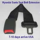 "Hyundai Santa Seat Belt Extension Extender For 25mm Wide Buckle Add 14"" length 7-10days arrive USA"