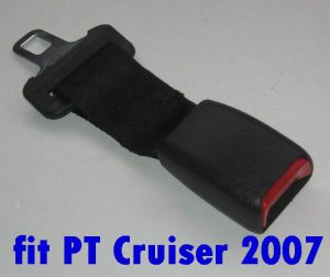 "PT Cruiser Seat Belt Extension Extender for 1"" buckle add 8""length free ship 7-10 DAYS ARRIVE US"