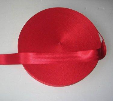 20 meter RED SEAT BELT WEBBING  safty   strap