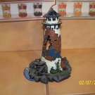 OLD LIGHTHOUSE RUINS Decoration for aquariums NEW