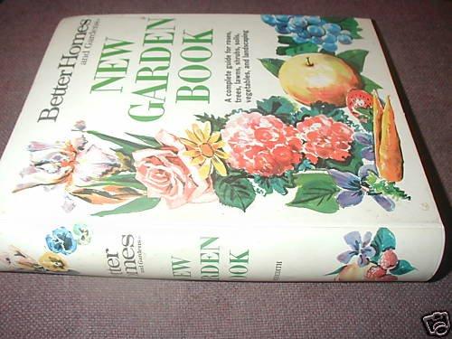 """Better Homes & Gardens 1974 """"New Garden Book"""" BHG"""