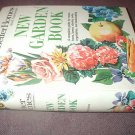"Better Homes & Gardens 1974 ""New Garden Book"" BHG"