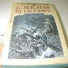 THE BLACK STAR BY LIN CARTER