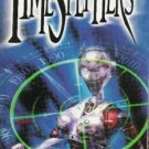 Time Splitters  (PS2) INSTRUCTION MANUAL  ONLY no game