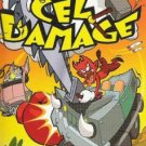 Cel Damage  (Xbox) INSTRUCTION MANUAL ONLY not game