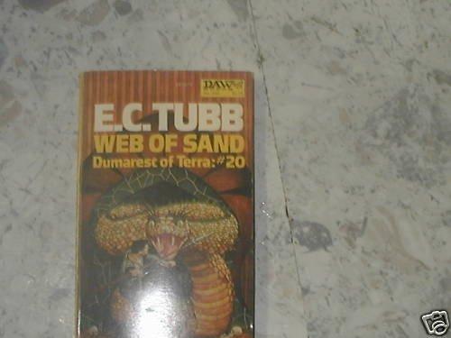 WEB OF SAND DUMEREST OF TERRA #20 E C TUBB (1979 ) PB