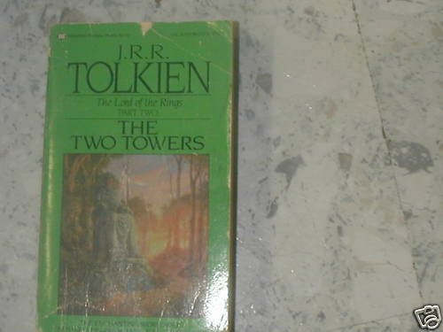 THE TWO TOWERS  (1965) J.R.R. TOLKIEN