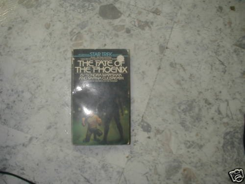 The Fate of the Phoenix by Myrna Culbreath (1975)  PB