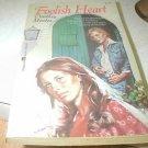 FOOLISH HEART DORTHEA MONDEZ