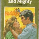Miss High and Mighty  by Margaret Rome HR #2445 1981