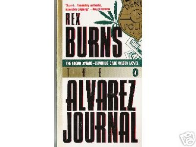 The Alvarez Journal by Rex Burns (1991)