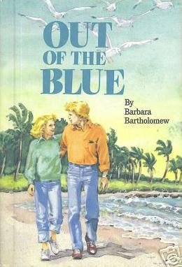Out of the Blue by Barbara Bartholomew (1985) Hardback