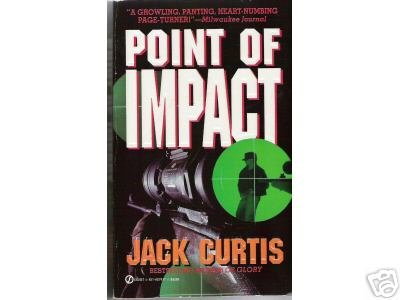 Point of Impact by Jack Curtis (1993) SUSPENSE PB