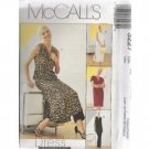 DRESS IN 2 LENGTHS, TOP & PANTS McCALL'S PATTERN