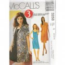 WOMANS DRESS AND UNLINED JACKET  20-24 McCALL'S PATTERN